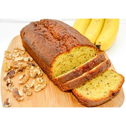 Magic Flavors Pound Cake 20 Oz (Banana Walnut)
