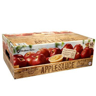 Members Mark Applesauce 4 Oz, 45 Ct. A1