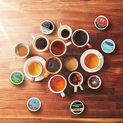 Keurig Coffee Lovers' Collection, Single-Serve Coffee K-Cup Pods, Variety, 60 Count