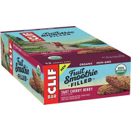 Clifbar Fruit Smoothie Filled - 12-Pack Tart Cherry Berry, One Size