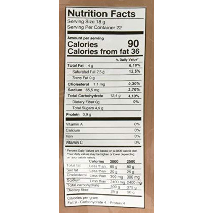 Litaly Bite Size Wafers with Coconut, 14.1 Ounce
