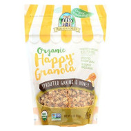 Bakery On Main Organic Happy Granola - Sprouted Grains & Honey - Case of 6-11 oz