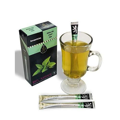Javasticks English Mint Tea