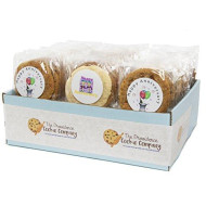 The Providence Cookie Company HAPPY ANNIVERSARY GOURMET COOKIE GIFT choose 1, 2, 3 or 4 Dozen (1 DOZEN)