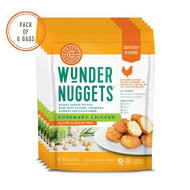 Pack Of 6 Bags - Gluten & Grain Free Rosemary Chicken Wundernuggets