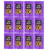 Oh! Nuts Filberts Snacks Packs Individual Serving Size | Roasted Unsalted Hazelnut Healthy Low Calorie Snack