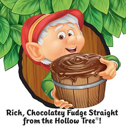 Keebler Fudge, Peanut Butter and Crunchy Nut Cookies, 8 Ounce, Pack of 12