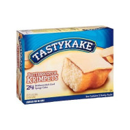 Tastykake Butterscotch Krimpets 24 Ct. A1