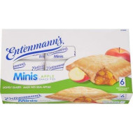 |Entenmann's |Minis Apple Snack Pies| Lightly Glazed |Delicious |Tasty| Yummy | 12 oz| 6 Individually Wrapped count | 1 Box |