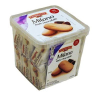 Pepperidge Farm, Milano, Cookies, Dark Chocolate, 22.5 Oz, Multi-Pack, Tub, 2-Packs, Total 30-Count