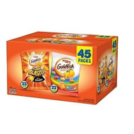 Pepperidge Farm Goldfish 45.9 Ounce Variety Pack, 45 Ct.