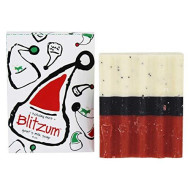 Zum, Bar Soap Blitzum Holiday Mint, 3 Ounce