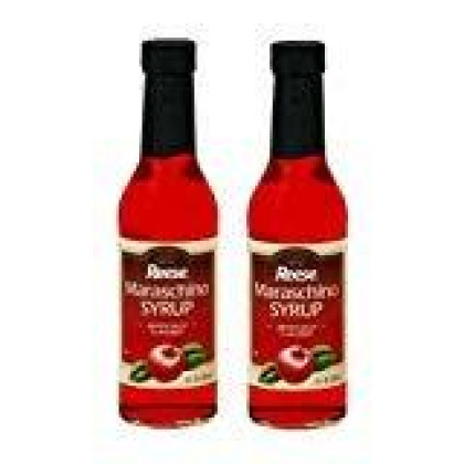 Reese Syrup Maraschino (4 Pack)