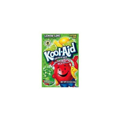 Koolaid Lemon Lime Drink Mix (Pack Of 8)