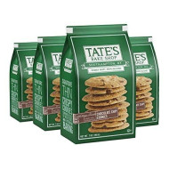 Tate'S Bake Shop Thin & Crispy Cookies, Chocolate Chip, 7 Oz, 4Count