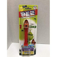 The Grinch Max Pez Dispenser & Candy