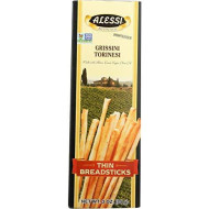 Starsun Depot Grissini Torinesi Thin Breadsticks, 3 Oz