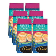 Pamela'S Products Gluten Free Biscuit & Scone Mix, 13 Ounce,(Pack - 6)