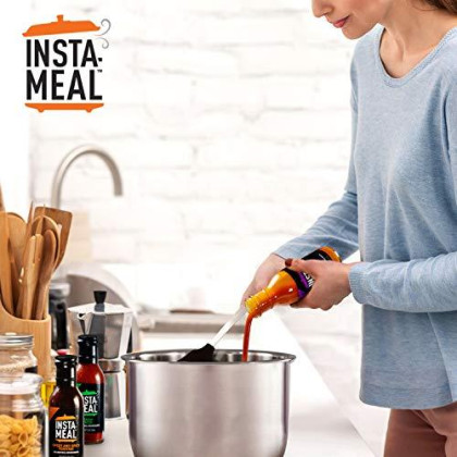 Shop Insta Meal Instant Pot Compatible Sauce 3 Flavor Cooking Starter Variety Pack Fast