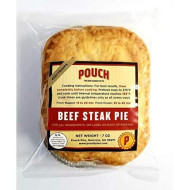 All Natural Savory Meat Pies, 12 Pack, 7-Ounce (Steak)