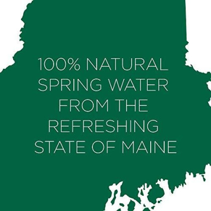 Poland Spring Origin, 100% Natural Spring Water, 900Ml Recycled Plastic Bottle (12 Pack)