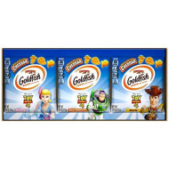 Goldfish Toy Story Cheese Crackers - 27 Ct