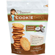 Mrs Thinsters Cookie Thin Coconut