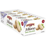 Pepperidge Farm Milano Cookies, Mint, 2Count, Pack Of 10, 0.95 Ounce (Pack Of 10)