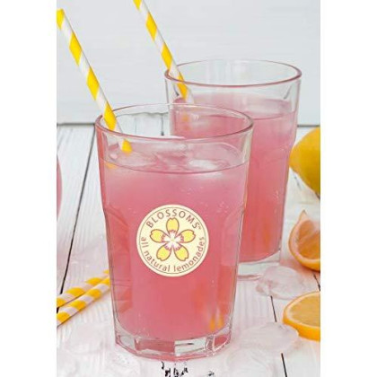 Rose Lemonade Mix 8 Oz. Canister