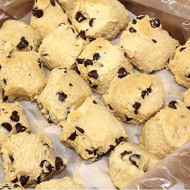 David'S Cookies Gluten Free Chocolate Chip Cookie Dough 1.5 Ounce (Pack Of 120)