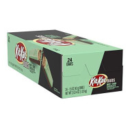 Kit Kat Duos Valentines Chocolate Candy Gift, Mint & Dark Chocolate, 1.5 Ounce (24 Count)