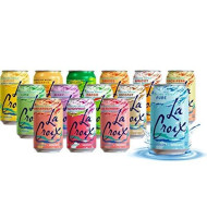 La Croix Sparkling Water - All Flavor Variety Pack, 14 Flavors (Sampler), 12 Oz Cans, Flavored Seltzer Drinking Water Beverage Naturally Essenced | Pack Of 14