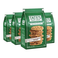Tate'S Bake Shop Thin & Crispy Cookies, Walnut Chocolate Chip, 7 Oz, 4Count