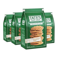 Tate'S Bake Shop Thin & Crispy Cookies, White Chocolate Macadamia, 7 Oz, 4Count