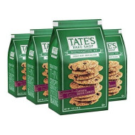 Tate'S Bake Shop Thin & Crispy Cookies, Oatmeal Raisin, 7 Oz, 4Count