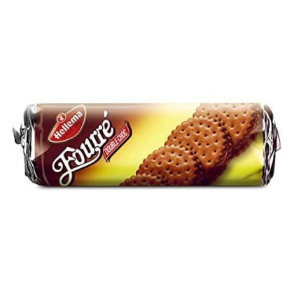 Fourre Double Choco Biscuit - 10.5Oz (Pack Of 3)