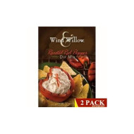 Wind & Willow Gourmet Dip Mix 2-Packs (Roasted Red Pepper Dip Mix)