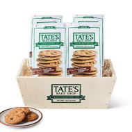 Tate's Bake Shop Cookies, Gluten Free Chocolate Chip, Gift Basket, 7 Oz, 4 Count