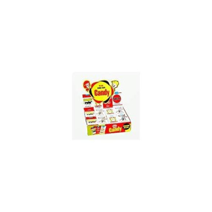 """World's King Size Candy """"Cigaretes"""" 24 Case, pack of 2"""