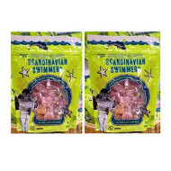 Trader Joe?s Super Sour Scandinavian Swimmers 2 PACK (total of 28 oz) 14 oz Gluten Free - Limited edition