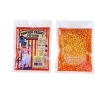 Panther Creek Popcorn 12-Pack Made In The Usa! Great Gift Idea And A Pantry Favorite - Pre-Measured 6 Oz. Pouch With Popcorn, Oil, Salt, And Extra Butter Flavor (6 Oz - 8 Oz Popper)