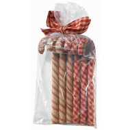 Set of 6 Candy Canes