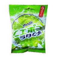 Lime Salt Candy with Vitamin C Powder 40g. (3 Packs) Halal Certified // By Benjawan Shop