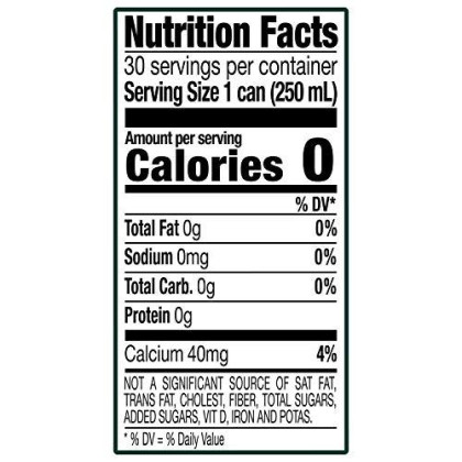 Perrier Flavored Carbonated Mineral Water, Citrus Variety Pack 8.45 Fl Oz (30 Pack)