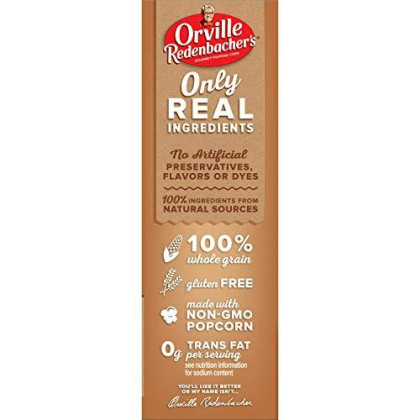 Orville Redenbacher'S Salted Popcorn, 16.14 Ounce