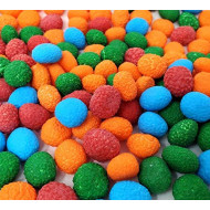 CrazyOutlet Nerds Big Chewy Sour Jelly Beans Candy, Crunch Candy, Bulk Pack, 2 Lbs
