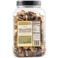 Roland Dried Mushrooms, Mixed Wild, 16 Ounce