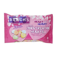 Brach'S Conversation Hearts 14 Ounce Bag