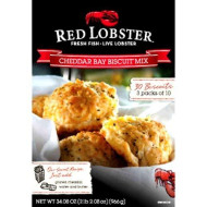 Red Lobster Cheddar Bay Biscuit Mix - Net Wt 34.08 Oz(2Lb 2.08 Oz)(966G)