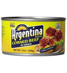 Argentina Corned Beef, 12 Ounce